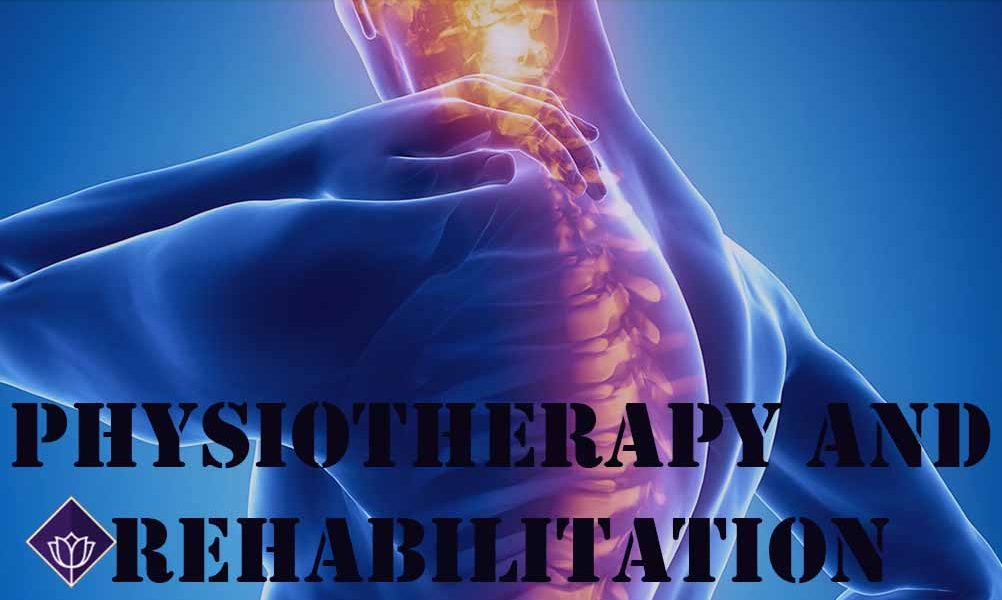 physiotherapy and rehabilitation
